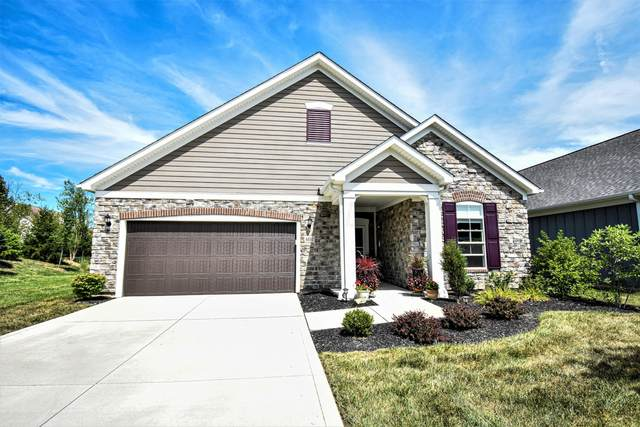 6881 Morningstar Loop, Westerville, OH 43082 (MLS #220029117) :: Core Ohio Realty Advisors