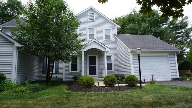 5361 Shannon Park Drive, Dublin, OH 43017 (MLS #220029136) :: The Clark Group @ ERA Real Solutions Realty