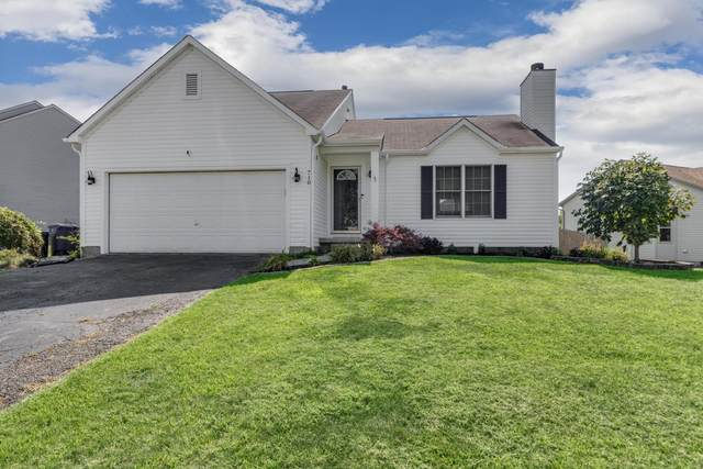 710 Petigrew Drive, Reynoldsburg, OH 43068 (MLS #220029189) :: 3 Degrees Realty