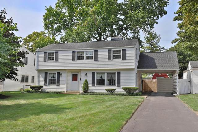 343 Danhurst Road, Columbus, OH 43228 (MLS #220029190) :: The Jeff and Neal Team | Nth Degree Realty