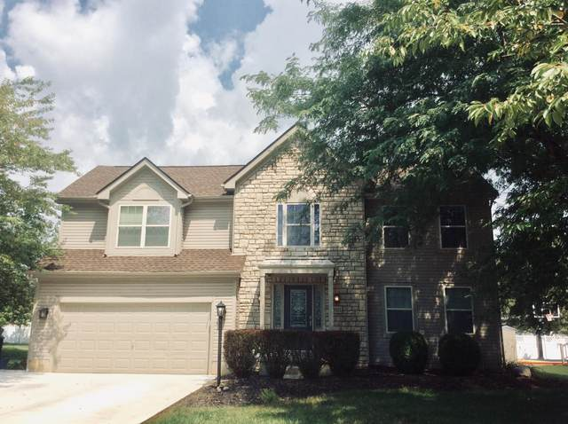 5825 Coneflower Drive, Grove City, OH 43123 (MLS #220029196) :: Berkshire Hathaway HomeServices Crager Tobin Real Estate