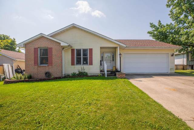 108 Case Court, Lancaster, OH 43130 (MLS #220029224) :: 3 Degrees Realty