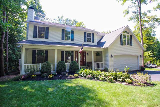 663 Courtland Drive, Howard, OH 43028 (MLS #220029262) :: Exp Realty