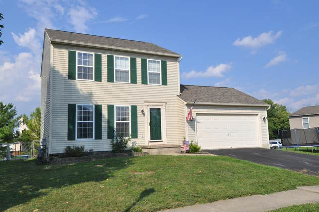 2972 Moyer Lane, Grove City, OH 43123 (MLS #220029322) :: Sam Miller Team