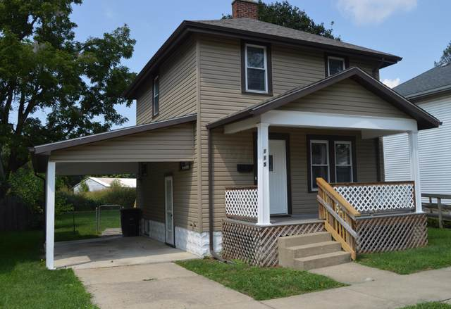 115 S Zane Avenue, Lancaster, OH 43130 (MLS #220029370) :: RE/MAX ONE