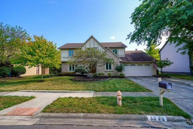 2142 Stancrest Road, Dublin, OH 43016 (MLS #220029379) :: RE/MAX ONE