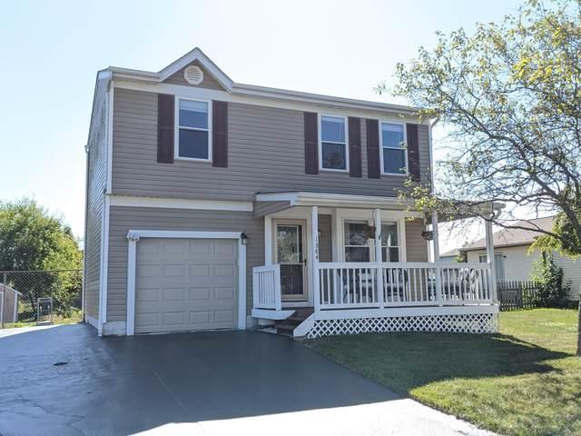 1384 Cascara Drive, Galloway, OH 43119 (MLS #220029397) :: Jarrett Home Group