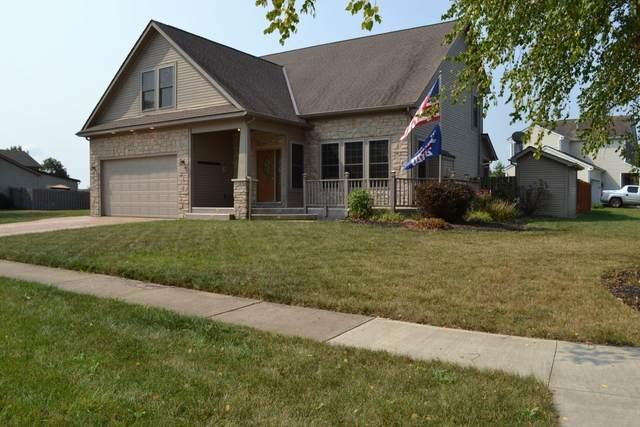 1281 Cinnamon Drive, Marysville, OH 43040 (MLS #220029408) :: Sam Miller Team
