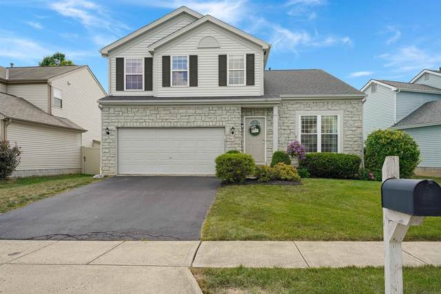 5863 Heirship Court, Hilliard, OH 43026 (MLS #220029424) :: The Jeff and Neal Team | Nth Degree Realty