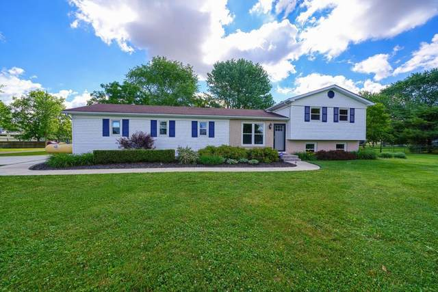 5154 Carnes Road, Carroll, OH 43112 (MLS #220029427) :: The Clark Group @ ERA Real Solutions Realty