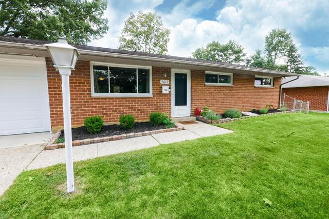5610 Buenos Aires Boulevard, Westerville, OH 43081 (MLS #220029442) :: The Jeff and Neal Team | Nth Degree Realty