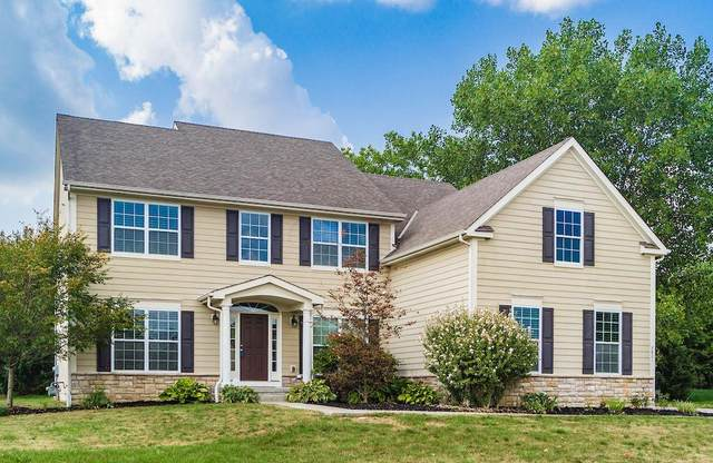 2821 Unbridled Court, Powell, OH 43065 (MLS #220029468) :: CARLETON REALTY