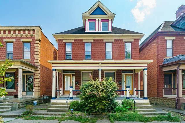 29 E 2nd Avenue, Columbus, OH 43201 (MLS #220029493) :: 3 Degrees Realty