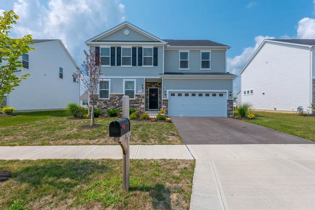 446 Hutchinson Street, Delaware, OH 43015 (MLS #220029522) :: The Clark Group @ ERA Real Solutions Realty
