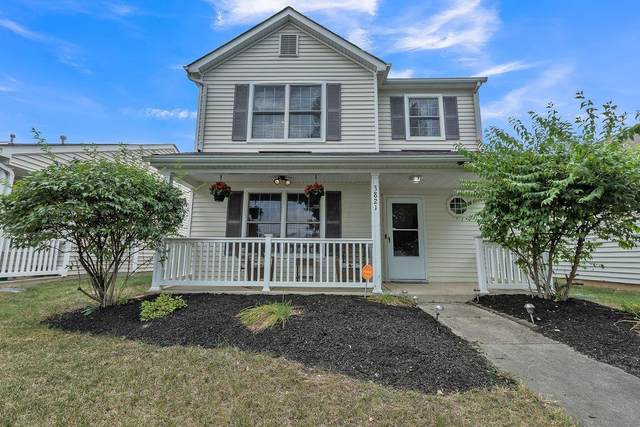 3821 Bill Of Rights Square #156, Columbus, OH 43207 (MLS #220029527) :: The Jeff and Neal Team | Nth Degree Realty