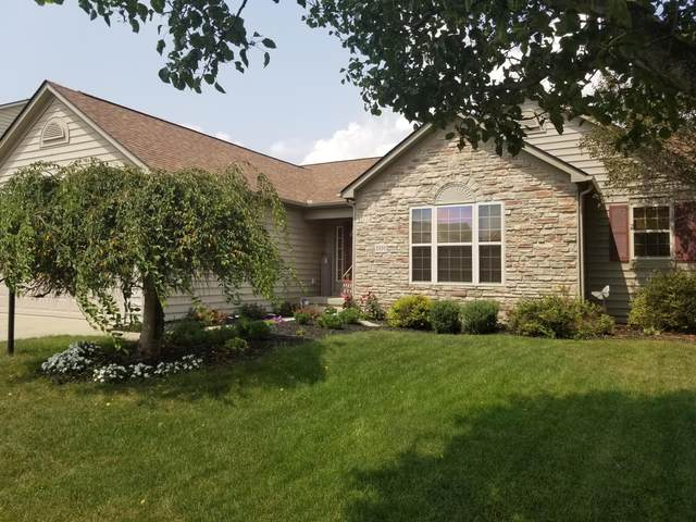 2030 Twin Flower Circle, Grove City, OH 43123 (MLS #220029538) :: The Jeff and Neal Team   Nth Degree Realty
