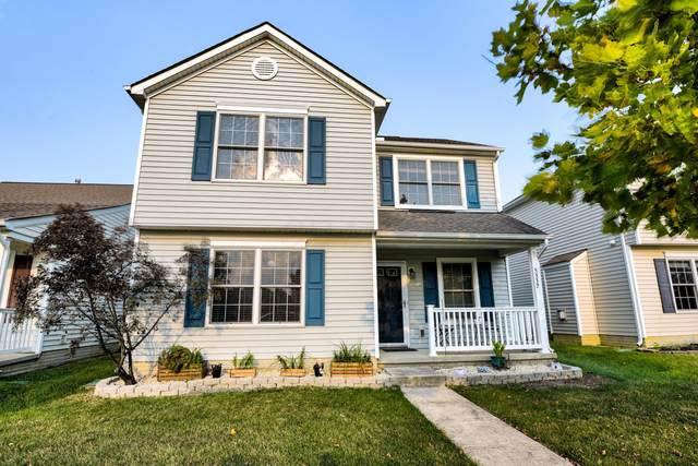 5532 Little Falls Drive, Dublin, OH 43016 (MLS #220029581) :: The Holden Agency