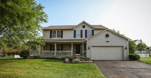6490 Ashbrook Village Drive, Canal Winchester, OH 43110 (MLS #220029606) :: Core Ohio Realty Advisors