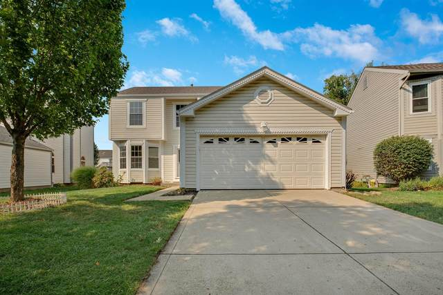 6100 Northbend Drive, Canal Winchester, OH 43110 (MLS #220029610) :: CARLETON REALTY