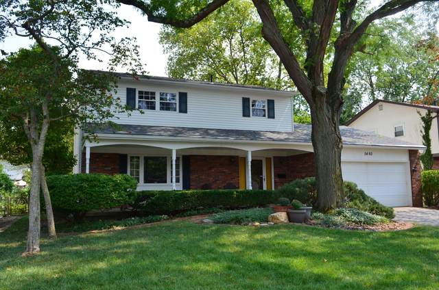5460 Pine Bluff Road, Columbus, OH 43229 (MLS #220029632) :: The Jeff and Neal Team | Nth Degree Realty