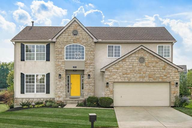 723 Lilly Landing Lane, Blacklick, OH 43004 (MLS #220029637) :: The Willcut Group