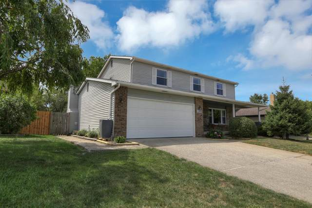 2655 W Case Road, Columbus, OH 43235 (MLS #220029661) :: The Willcut Group