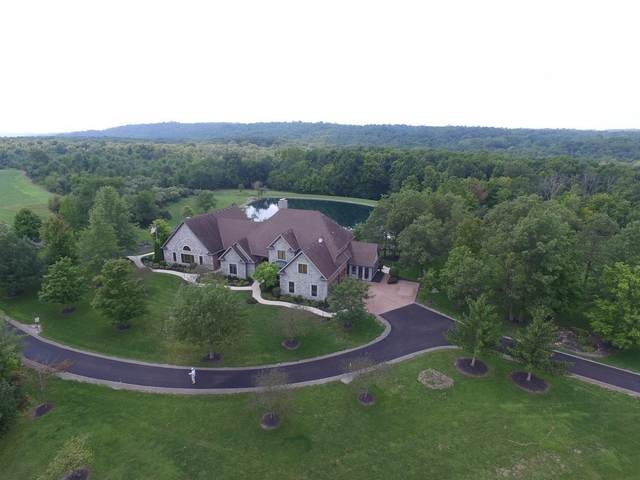 7305 County Road 2, Zanesfield, OH 43360 (MLS #220029664) :: Susanne Casey & Associates