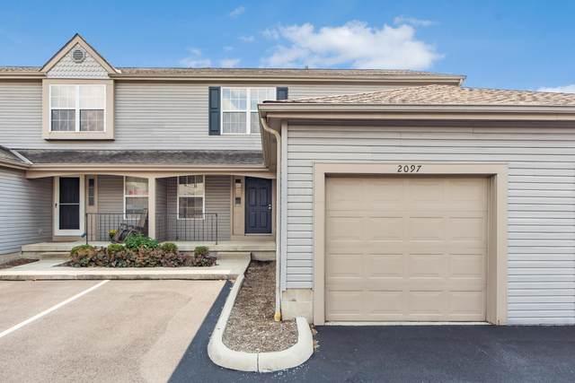 2097 Coleman Drive 32D, Columbus, OH 43235 (MLS #220029675) :: Jarrett Home Group