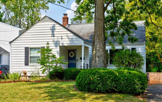 136 Parkview Avenue, Westerville, OH 43081 (MLS #220029707) :: The Clark Group @ ERA Real Solutions Realty