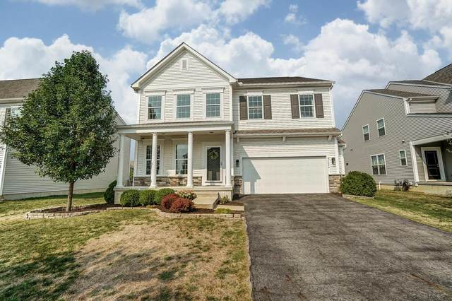 2699 Anderson Drive, Hilliard, OH 43026 (MLS #220029712) :: CARLETON REALTY