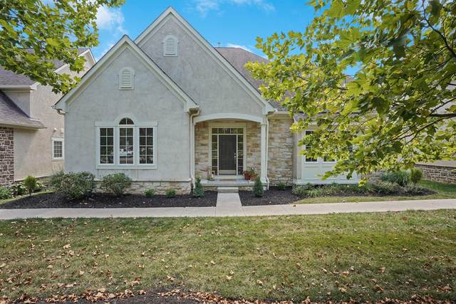 9082 Mediterra Place, Dublin, OH 43016 (MLS #220029714) :: The Willcut Group