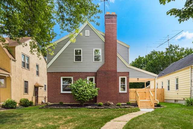 1022 Geers Avenue, Columbus, OH 43206 (MLS #220029721) :: Core Ohio Realty Advisors