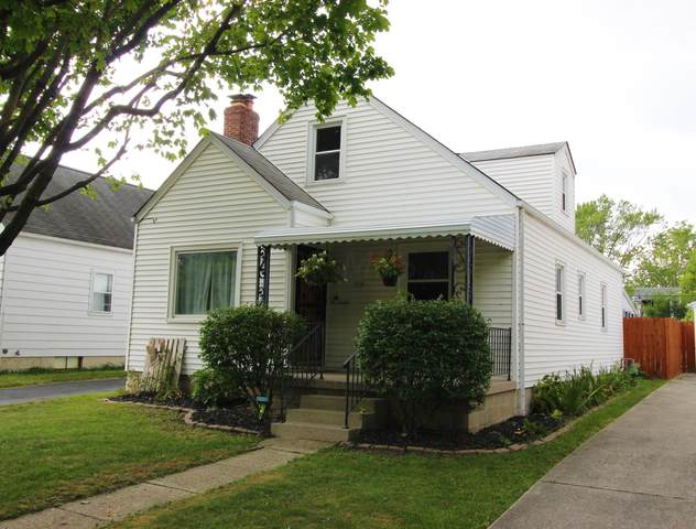 739 S Burgess Avenue, Columbus, OH 43204 (MLS #220029768) :: Jarrett Home Group