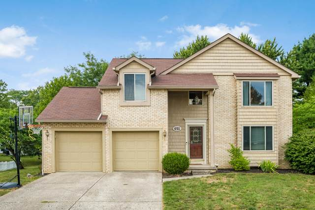 651 Lytton Court, Columbus, OH 43230 (MLS #220029771) :: The Clark Group @ ERA Real Solutions Realty