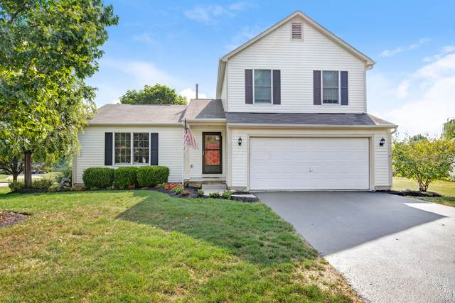 6393 Steinbeck Way, Westerville, OH 43082 (MLS #220029772) :: The Clark Group @ ERA Real Solutions Realty