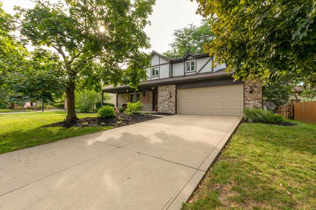 377 Olde Mill Drive, Westerville, OH 43082 (MLS #220029813) :: The Jeff and Neal Team | Nth Degree Realty
