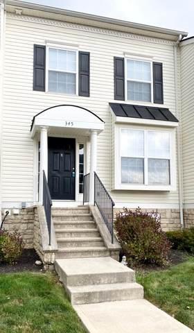 345 Shadbush Drive, Blacklick, OH 43004 (MLS #220029833) :: ERA Real Solutions Realty