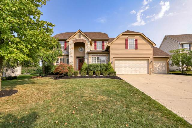 7734 Kelly Drive, Dublin, OH 43016 (MLS #220029884) :: Berkshire Hathaway HomeServices Crager Tobin Real Estate