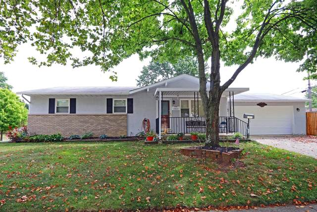 6466 Ambleside Drive, Columbus, OH 43229 (MLS #220029885) :: The Willcut Group