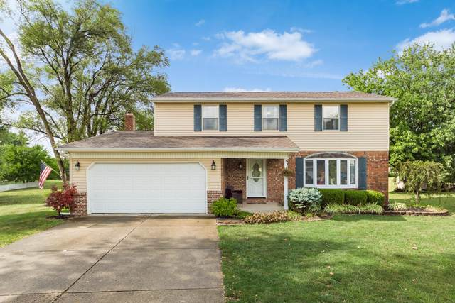 209 Dellfield Lane, Gahanna, OH 43230 (MLS #220029933) :: Jarrett Home Group