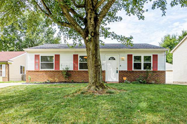 3027 Quinby Drive, Columbus, OH 43232 (MLS #220029936) :: Berkshire Hathaway HomeServices Crager Tobin Real Estate