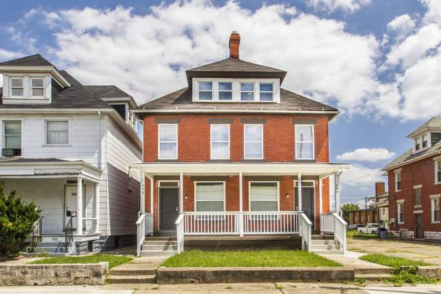 494 Hamilton Avenue, Columbus, OH 43203 (MLS #220029947) :: Greg & Desiree Goodrich | Brokered by Exp
