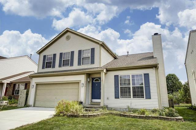520 Tourmaline Drive, Blacklick, OH 43004 (MLS #220029990) :: Dublin Realty Group