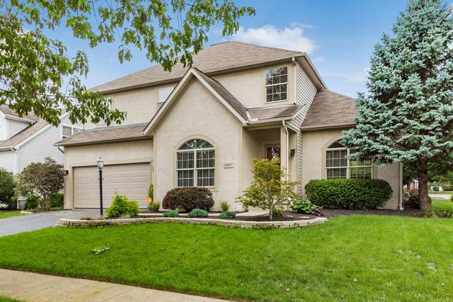 2997 Snowberry Lane, Hilliard, OH 43026 (MLS #220030009) :: The Clark Group @ ERA Real Solutions Realty