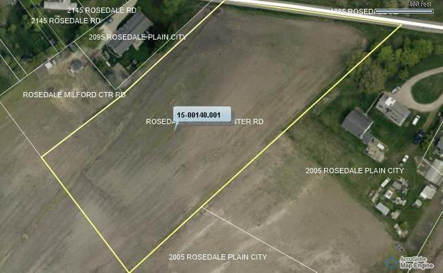 0 Rosedale Milford Center Road, Irwin, OH 43029 (MLS #220030053) :: LifePoint Real Estate