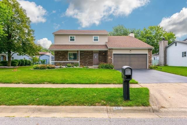 492 Hunt Valley Drive, Reynoldsburg, OH 43068 (MLS #220030148) :: Core Ohio Realty Advisors