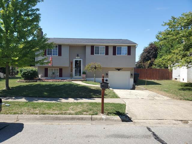 1317 Laurel Green Place, Galloway, OH 43119 (MLS #220030167) :: Jarrett Home Group