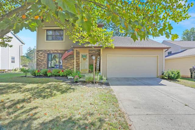 4812 Leybourne Drive, Hilliard, OH 43026 (MLS #220030202) :: The Clark Group @ ERA Real Solutions Realty