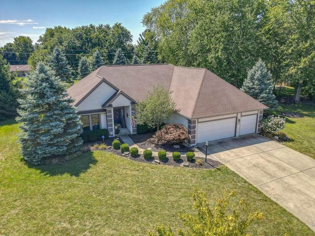 2760 Haven Court, Lewis Center, OH 43035 (MLS #220030222) :: Jarrett Home Group