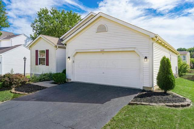 442 Furman Street, Pickerington, OH 43147 (MLS #220030230) :: The Jeff and Neal Team | Nth Degree Realty